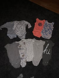 3 month old clothing