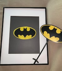 Pottery Barn Batman Hook and picture Bethel Park, 15102