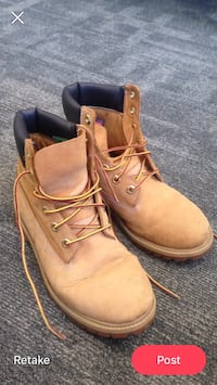 Size 5.5 tims Mississauga, L4Y 2A6