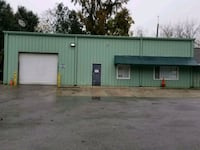 Commercial garage and yard for rent Savannah