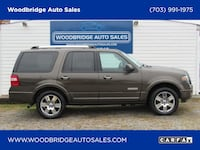 2008 Ford Expedition 4WD 4dr Limited 47 km