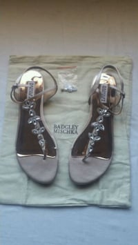 Wedding/Party Shoes/Sandals/Flats/Size 11 Rancho Cucamonga, 91729