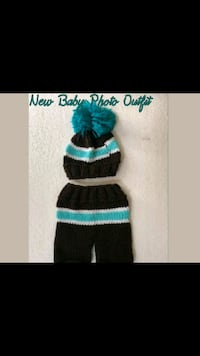 New Baby Photo Outfit in Plastic Modesto