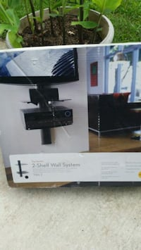 2 Shelf Wall System (New In Box) Magnolia, 77354