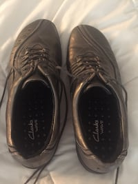 pair of black leather dress shoes Fayetteville, 28306