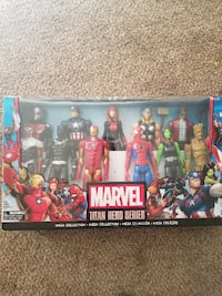 Marvel 11 Piece Hero Set 11in Toys Wenatchee