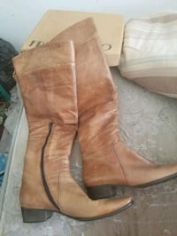 Size 41 WOMENS LEATHER BOOT  Mississauga, L5G 1G2