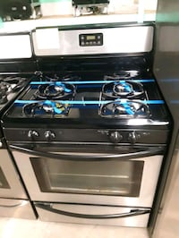 FRIGIDAIRE STAINLESS STEEL GAS STOVE WORKING PERFECTLY  Baltimore, 21201