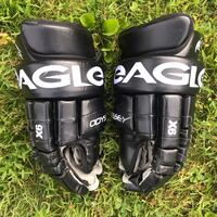 (Used) Size 14 Eagle Oddesy X6 Hickey Gloves In Black Rockville, 20850