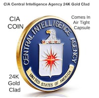 CIA Collection coin (reduces price) Brooklyn, 21225