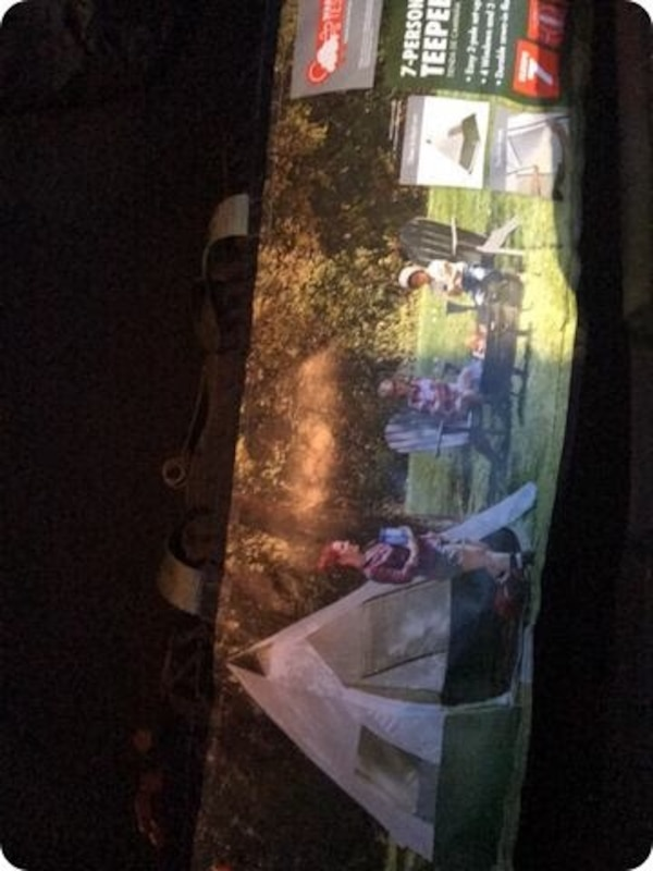 7 Person Teepee Tint