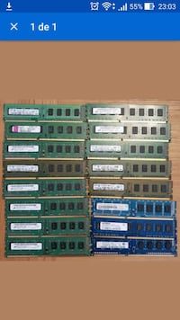 Ddr3 2gb Sanlúcar la Mayor, 41800