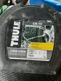 Thule cable chains for s-10
