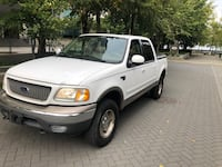 2003 Ford F-150 Vancouver