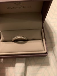 Silver ring in box screenshot Glen Allen, 23060