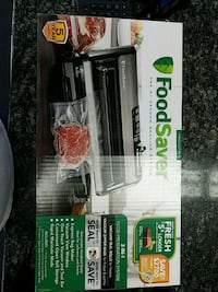 FoodSaver vacuum sealing system (NEW) Woodbridge, 22191