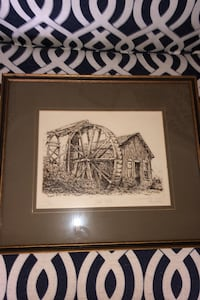 Old Mill Picture Gettysburg, 17325