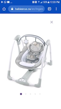 Baby Swing portable