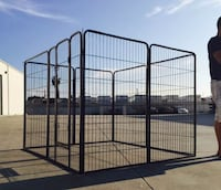 New in box $120 for 48 inches tall exercise playpen fence safety gate dog cage crate kennel Whittier, CA, USA