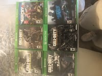 Xbox one  games South Jordan, 84095