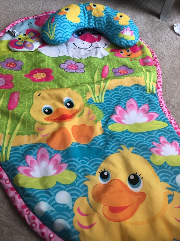 Play and Grow Infant Mat