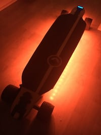 Electric Powered Skateboard 60km/h Top Speed 40km range Mississauga, L4Z