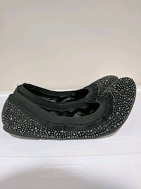 Women's Sparkly Black Flats (Size 9) Germantown, 20876