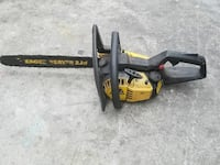 """18"""" chainsaw MCCULLOUGH ONLY.$130.00"""