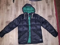 Mens Abercrombie and Fitch down jacket 3746 km