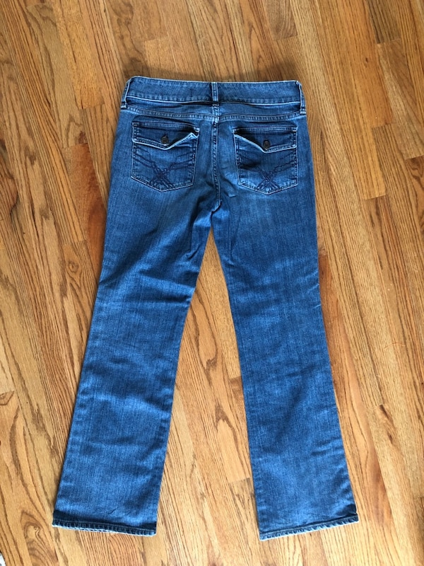 53f1e30c31529 Used Gap Jeans size 6R for sale in Cumming - letgo