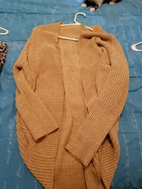 brown button-up cardigan Barrie, L4N 2R8