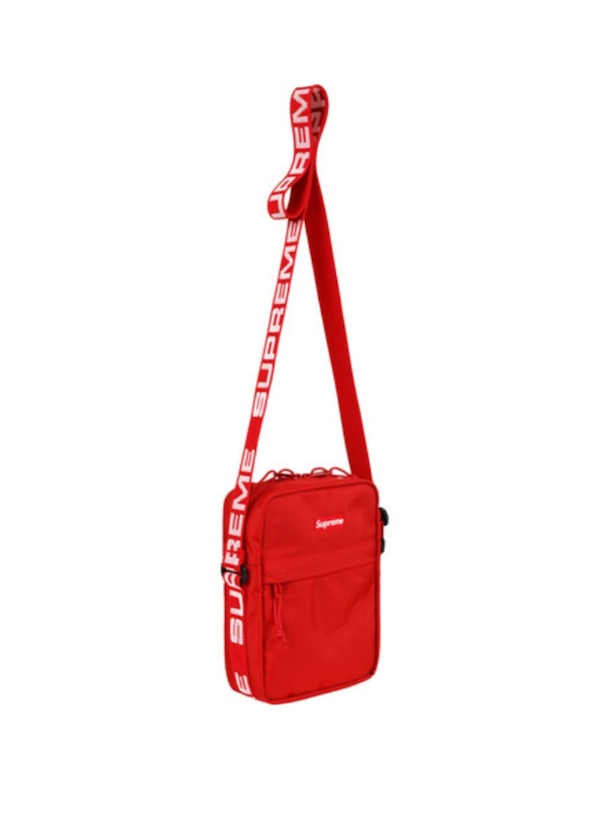 0dfe0c75a3b72a Used Supreme Shoulder Bag (SS19) Red for sale in Ruskin - letgo