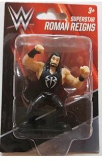 WWE Superstar Roman Reigns Cake Topper Arvada, 80003
