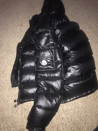 Moncler coat and it's real come check it out  Temple Hills, 20748