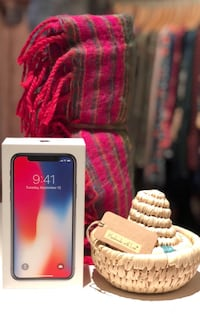 Iphone x 256 gb gris impecable