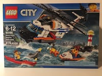 LEGO City Heavy Duty Rescue Helicopter New 415 Piece  St Albert, T8N 5T9