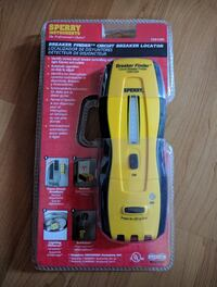 SPERRY BREAKER FINDER ELECTRICAL TOOL Coquitlam