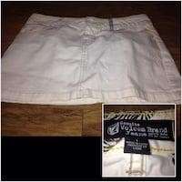 White denim skirt Winnipeg, R2L 1H4