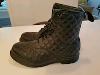 DOC MARTENS QUILTED LEATHER BOOTS Montreal, H4G 2C5