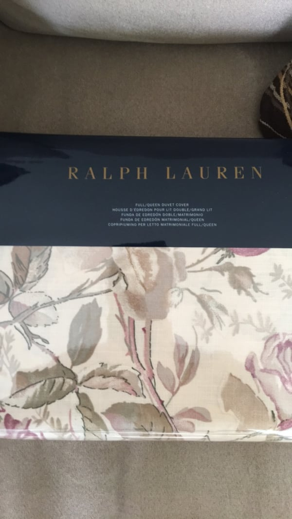 Copripiumino Gucci.Used Ralph Lauren Duvet Cover Price Negotiable For Sale In Lutz