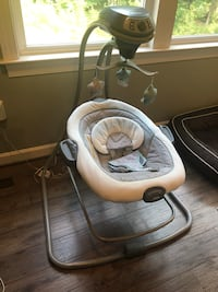 Graco® DuetConnect™ LX Swing + Bouncer in Manor™ Fairfax, 22032