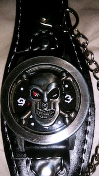 Skull Watch Edmonton, T6X 1C2