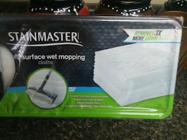 Stainmaster multi surface wet mopping cloths