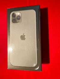 iPhone 11 Pro (brand new- never used)