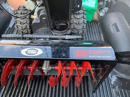 """Craftsman 30"""" Dual-Stage Snowblower with 4-Way Chute Control"""