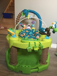 Evenflo Exersaucer Triple Fun - Life in the Amazon for 125$ Montréal, H1C