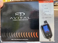 Brand New! Avital Remote Starter Set Model 5303L Baltimore, 21220
