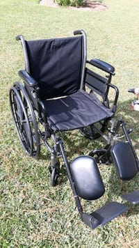 New ProBasics steel frame collapsible wheelchair Portsmouth, 23704