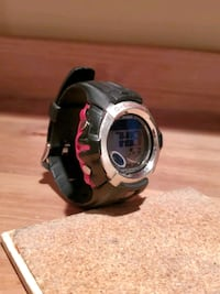 G-Shock Red and Black Wristwatch Shock Resistant Watch