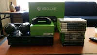 Xbox One 500gb with games  Norman, 73072